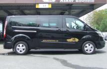 Gruppe N: Flerbruksbiler 6-9 seter eks. Ford Transit