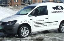 Gruppe Q: Vare-/flyttebil eks. VW Caddy