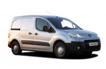Gruppe Q: Vare-/flyttebil eks. Peugeot Partner