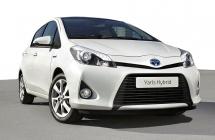 Gruppe B: eks. Toyota Yaris hybrid