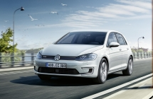 Gruppe C-EL: VW e-Golf!