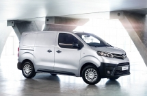 Gruppe R: Vare-/flyttebil eks. Toyota Proace