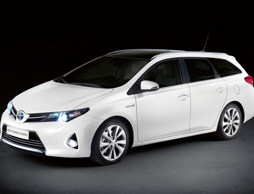 Gruppe G: eks. Toyota Auris Sports Touring Hybrid eller Skoda Octavia