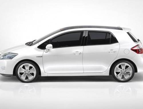 Gruppe J: eks. Toyota Auris hybrid