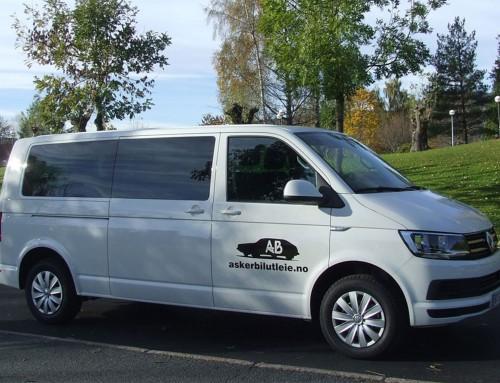 Gruppe N: VW Caravelle 9-seter