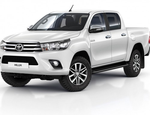 Gruppe R3 pick-up 4×4: Toyota Hilux