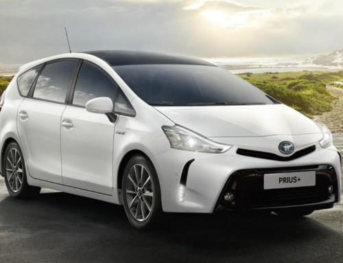 Gruppe H: eks. Toyota Prius+ Seven Executive