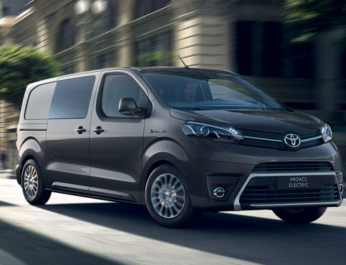 Gruppe N: Toyota Proace Verso 9-seter